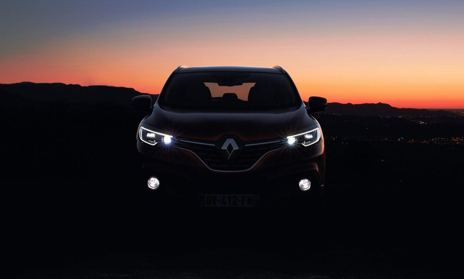 2016 Renault Kadjar 9