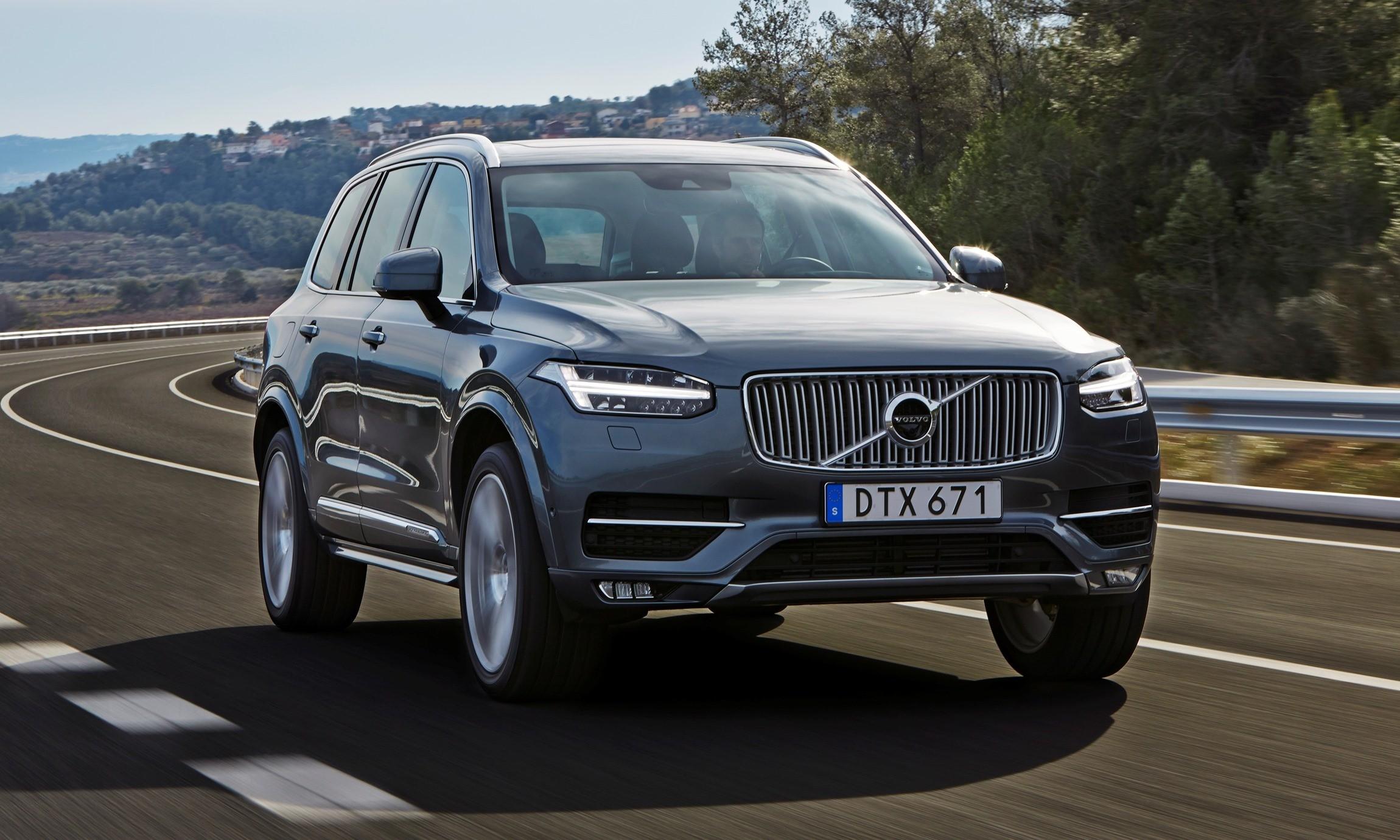 All New Volvo Xc90 2018 Volvo Reviews