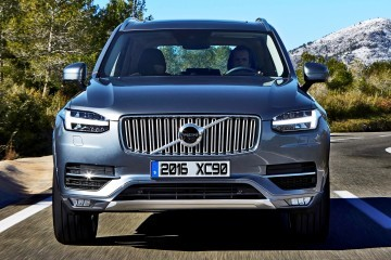 2016 Volvo XC90 Hits 16,000 Pre-Orders So Far + 38 New Dynamic Photos