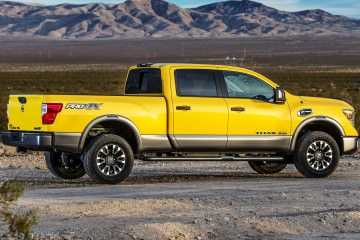 2016 Nissan TITAN XD in 35 New Photos