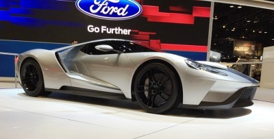 2017 Ford GT in Liquid Silver 18