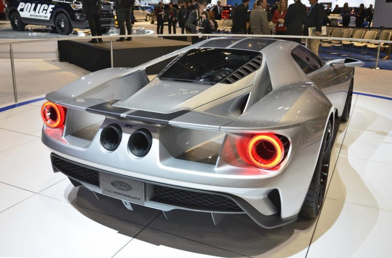 2017 Ford GT in Liquid Silver 4