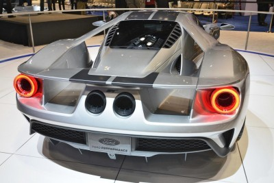 2017 Ford GT in Liquid Silver 5