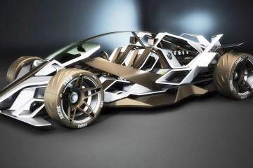 Design Talent Showcase - 2020 Puma Boulevard Racer by Sabino Leerentveld