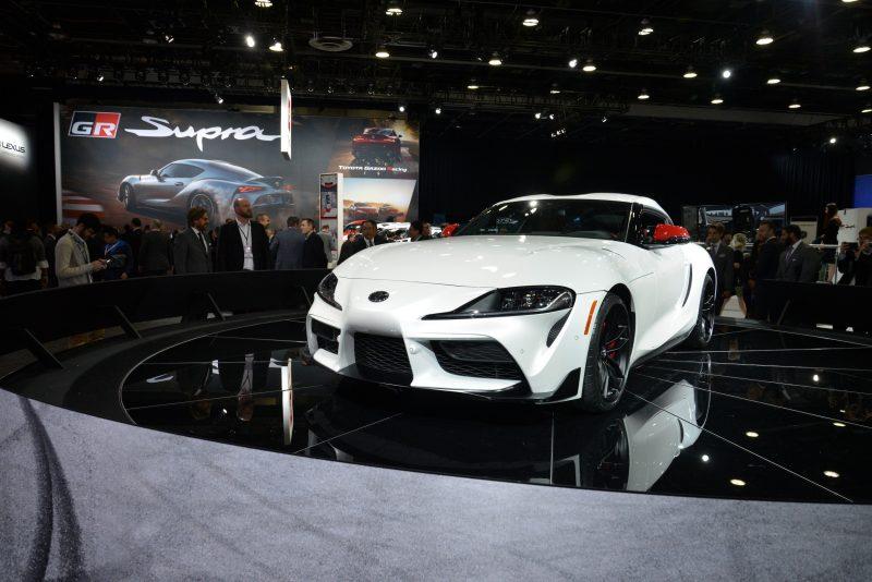 2020 Toyota Supra 12