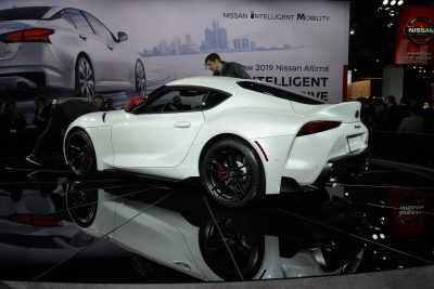 2020 Toyota Supra 5