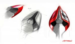 40-04 1299 PANIGALE SKETCH