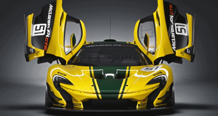 986HP, ~2.2s 2016 McLaren P1 GTR Revealed Before Geneva 2015