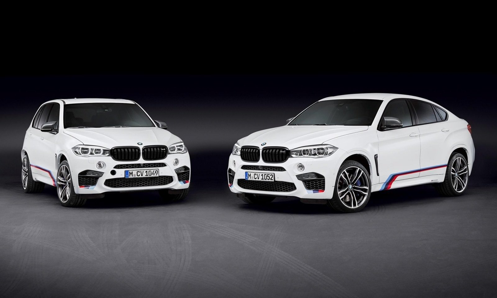 BMW M Performance Parts for 2015 X5M and X6M 1
