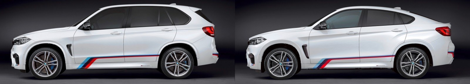 BMW M Performance Parts for 2015 X5M and X6M 10-horz