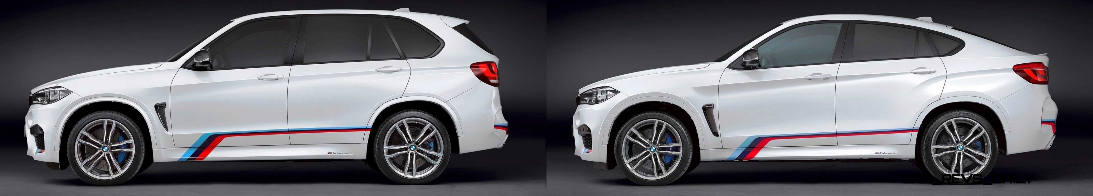 8c914657803 BMW M Performance Parts for the BMW X5 M and the BMW X6 M.