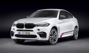 BMW M Performance Parts for 2015 X5M and X6M 11