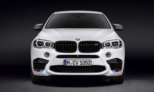 BMW M Performance Parts for 2015 X5M and X6M 15