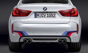 BMW M Performance Parts for 2015 X5M and X6M 17