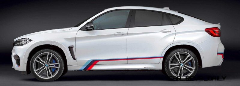 BMW M Performance Parts for 2015 X5M and X6M 18