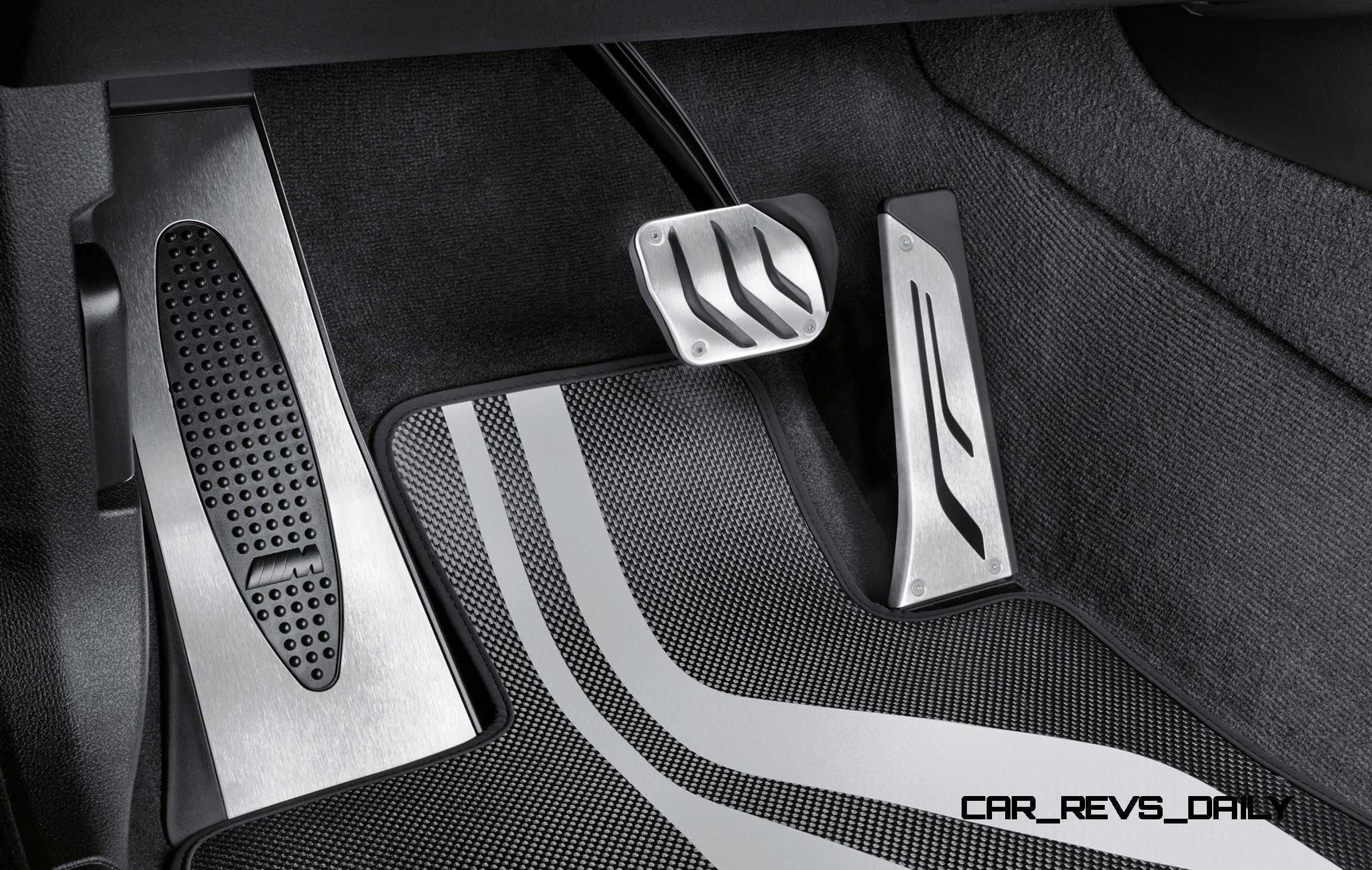 Floor mats x5 2015 -  Bmw M Performance Parts For 2015 X5m And X6m 20