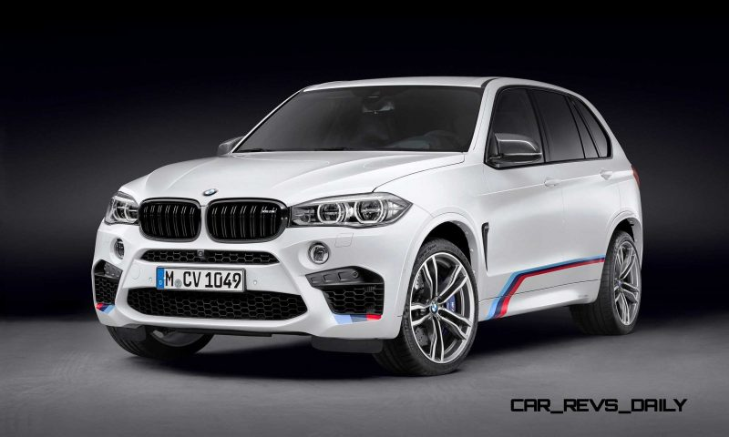 BMW M Performance Parts for 2015 X5M and X6M 3