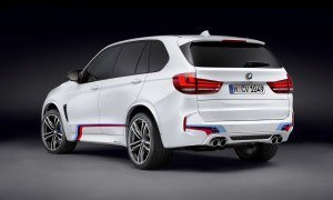 BMW M Performance Parts for 2015 X5M and X6M 4