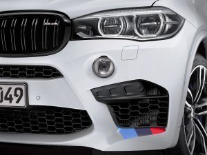 BMW M Performance Parts for 2015 X5M and X6M 5