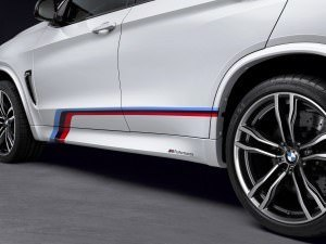 BMW M Performance Parts for 2015 X5M and X6M 6
