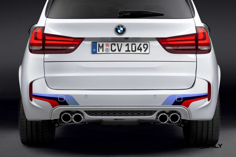 BMW M Performance Parts for 2015 X5M and X6M 9