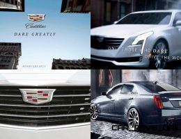 OP_ED Part 2 – Cadillac #DAREGREATLY Campaign Previews 2016 CT6 Limo + de Nysschen Progress Report
