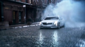 Cadillac Dare Greatly CT6 Teasers 27