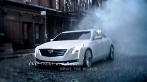 Cadillac Dare Greatly CT6 Teasers 37