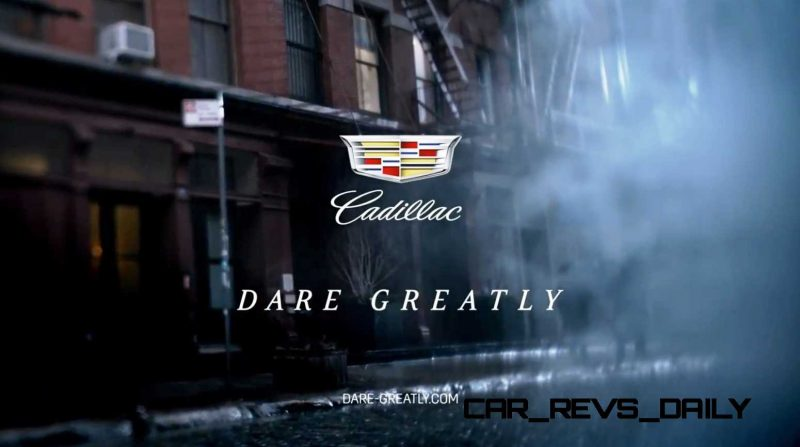 Cadillac Dare Greatly CT6 Teasers 53