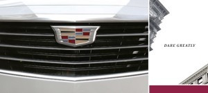 Cadillac Dare Greatly CT6 Teasers 54