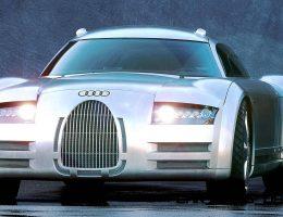 Concept Flashback – 2000 Audi Rosemeyer