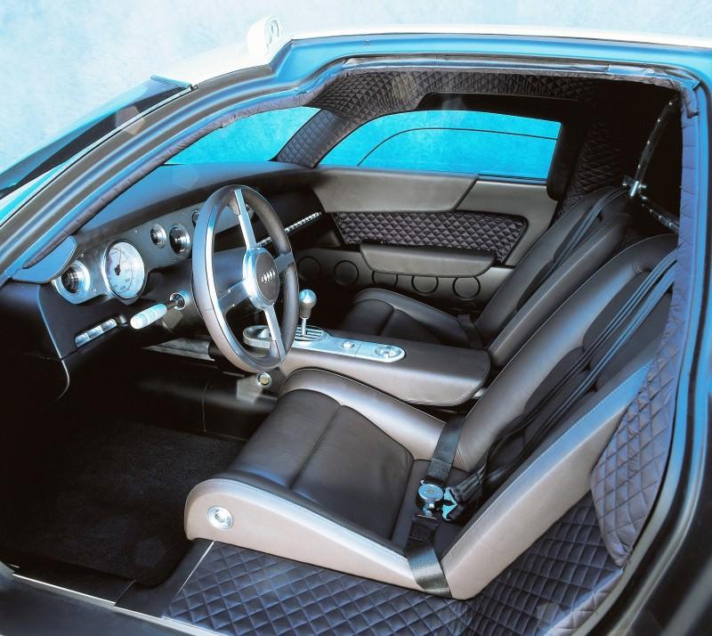 Concept Flashback - 2000 Audi Rosemeyer 12