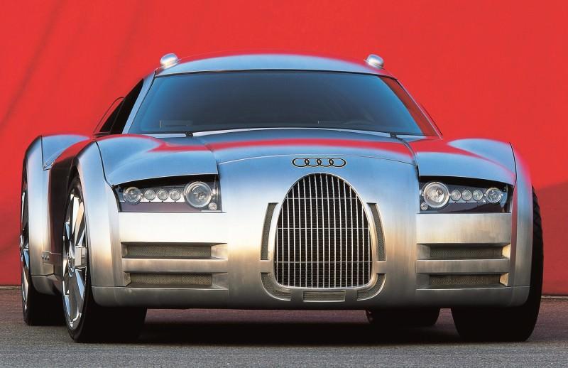 Concept Flashback - 2000 Audi Rosemeyer 5