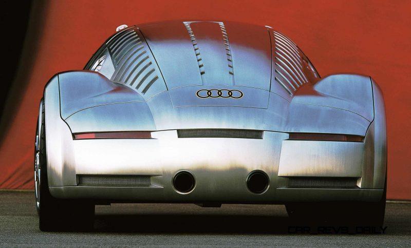 Concept Flashback - 2000 Audi Rosemeyer 6