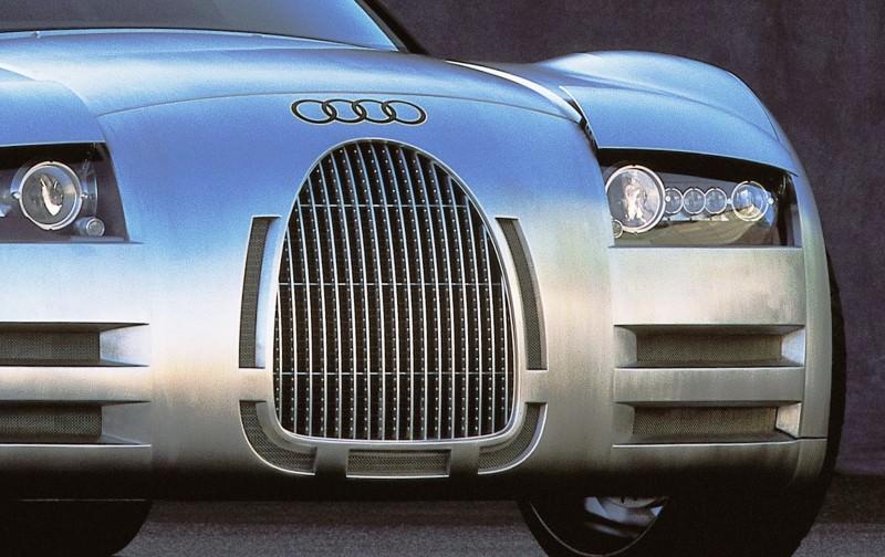 Concept Flashback - 2000 Audi Rosemeyer 8