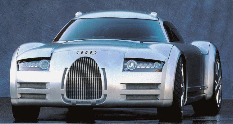 Concept Flashback - 2000 Audi Rosemeyer
