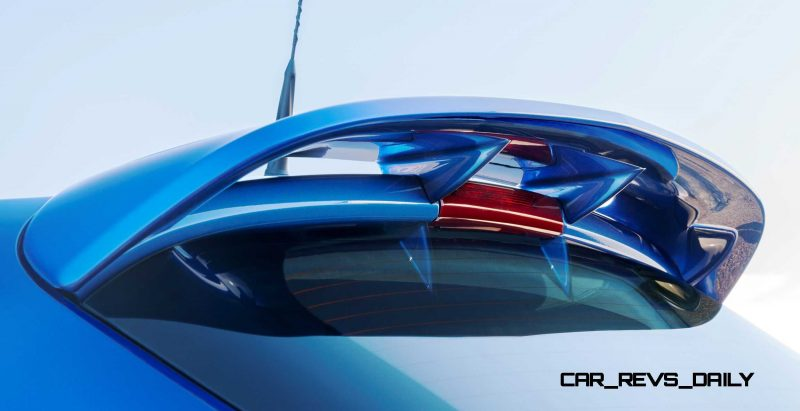 Corsa VXR Rear Spoiler