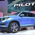 Update2 - 2016 Honda Pilot Is All-New With 9-Speed Automatic, New AWD and Vastly Superior Cabin
