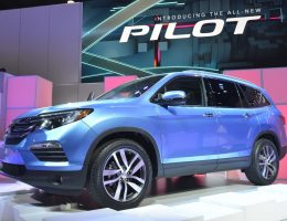 Update2 – 2016 Honda Pilot Is All-New With 9-Speed Automatic, New AWD and Vastly Superior Cabin