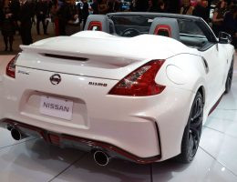 Update1 – 2015 Nissan 370Z NISMO Roadster Concept Could Be Yours….!