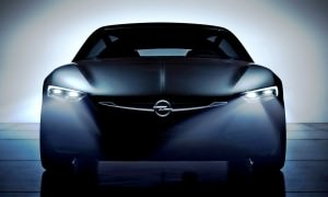 Design Analysis - 2013 Opel-Vauxhall MONZA Is Exotic, Advanced PHEV GT 10