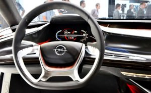 Design Analysis - 2013 Opel-Vauxhall MONZA Is Exotic, Advanced PHEV GT 15