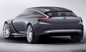 Design Analysis - 2013 Opel-Vauxhall MONZA Is Exotic, Advanced PHEV GT 26