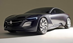 Design Analysis - 2013 Opel-Vauxhall MONZA Is Exotic, Advanced PHEV GT 33