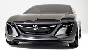 Design Analysis - 2013 Opel-Vauxhall MONZA Is Exotic, Advanced PHEV GT 34