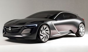 Design Analysis - 2013 Opel-Vauxhall MONZA Is Exotic, Advanced PHEV GT 35