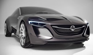 Design Analysis - 2013 Opel-Vauxhall MONZA Is Exotic, Advanced PHEV GT 37