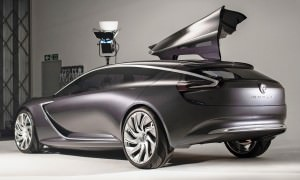 Design Analysis - 2013 Opel-Vauxhall MONZA Is Exotic, Advanced PHEV GT 39