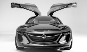 Design Analysis - 2013 Opel-Vauxhall MONZA Is Exotic, Advanced PHEV GT 40