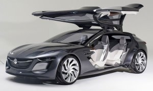 Design Analysis - 2013 Opel-Vauxhall MONZA Is Exotic, Advanced PHEV GT 41